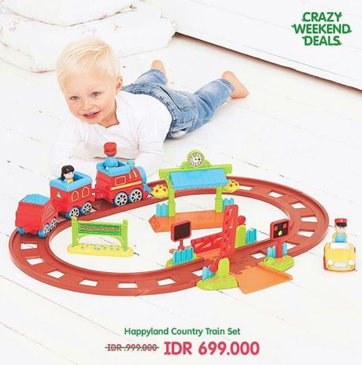 Special Price at Crazy Weekend Deals from Early Learning Center