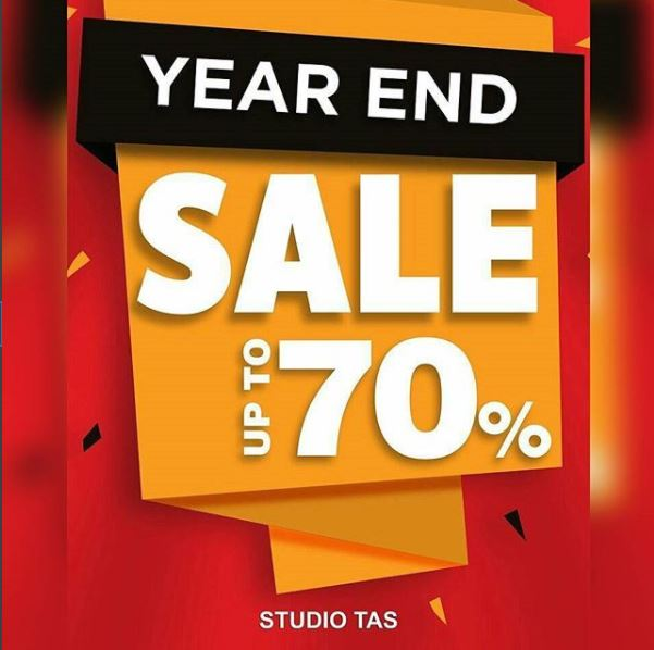 Discount Up to 70% from Studio Tas