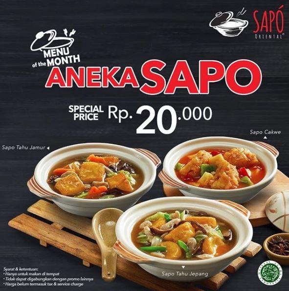 Best Price from Oriental Sapo