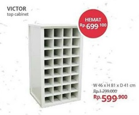 Special Price Victor Top Cabinet at JYSK