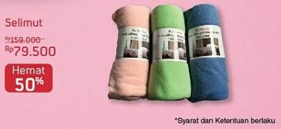 Save 50% Blanket at Ace Hardware