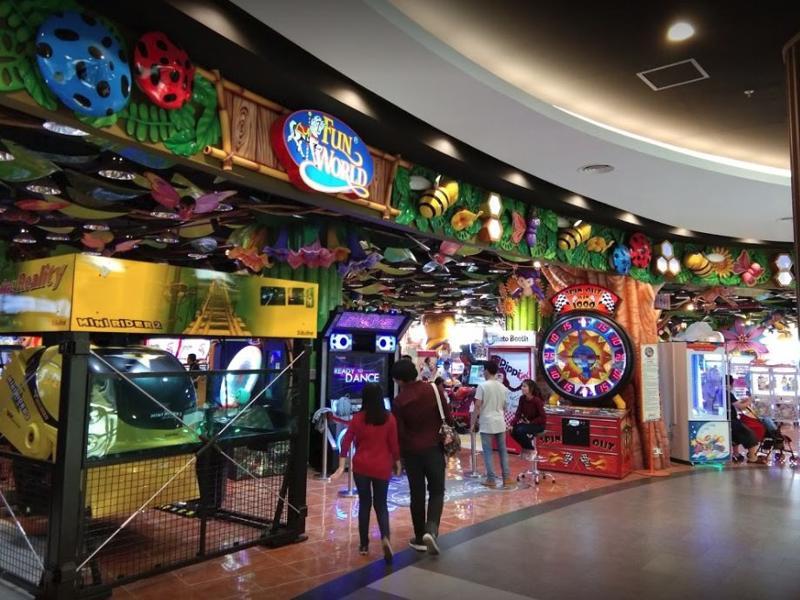 Fun World Aeon Mall Jakarta Garden City Jakarta Timur Indonesia Gotomalls
